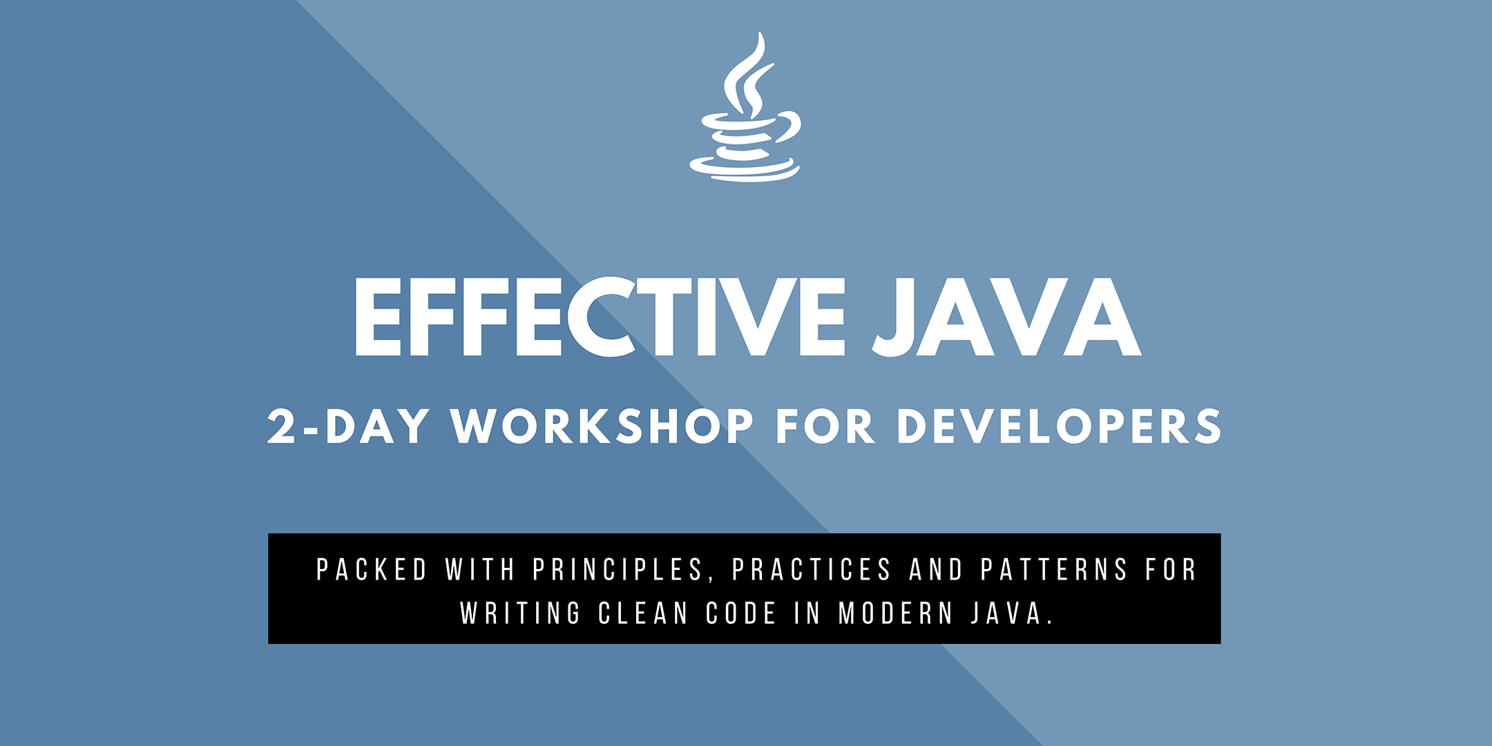 ❗TOP❗ Effective Java 8 for Developers (Zürich)