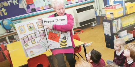 Jolly Grammar Workshop:  Spelling & Grammar for Grades 1 & 2 tickets