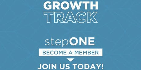 Growth Track Step 1 tickets