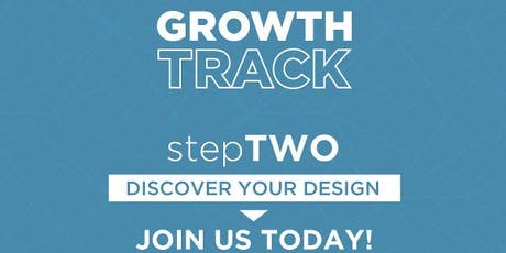 Growth Track Step 2 tickets