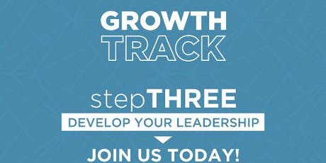 Growth Track Step 3 tickets