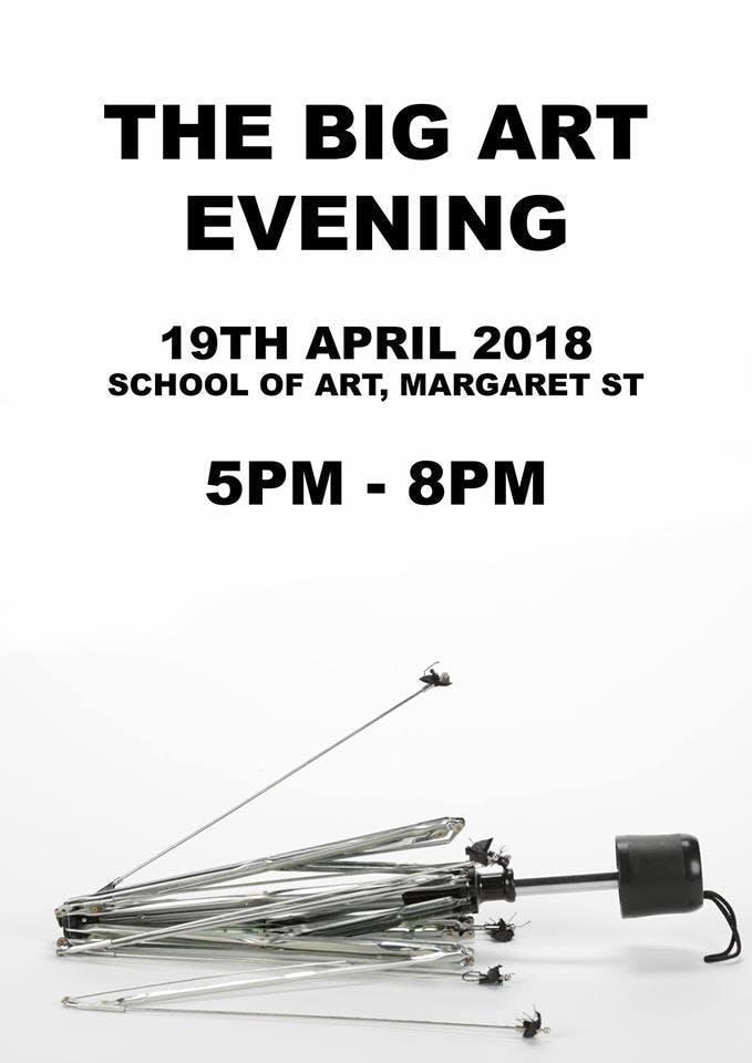 The Big Art Evening