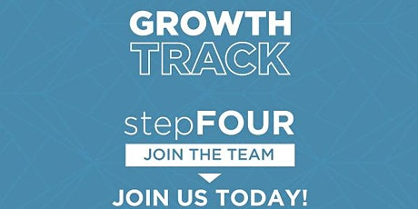 Growth Track Step 4 tickets