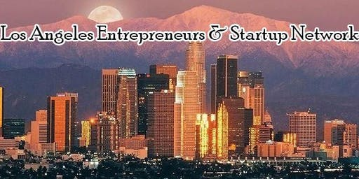 Los Angelus Biggest Tech Startup, Business & Entrepreneur Professional Networking Mixer