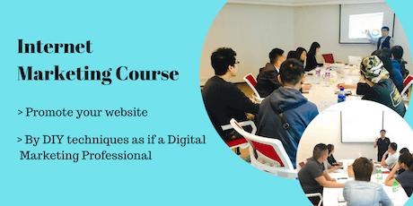 網上推廣課程 | 數碼營銷課程 | Digital Marketing Course tickets