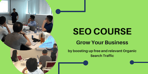 高級SEO課程 | Advanced SEO Training Course Hong Kong