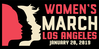 Women's March Los Angeles 2019