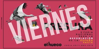 Feria Presura (VIERNES) - II Feria Nacional para la Repoblación de la España Vacía
