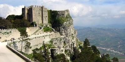BIKE TOUR - Erice : Uno dei borghi medievali più belli di Italia