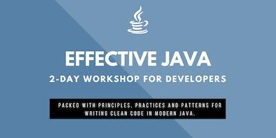 ❗TOP❗ Effective Java 10 for Developers (Prague)