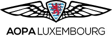 AOPA Luxembourg - your freedom to fly ! logo