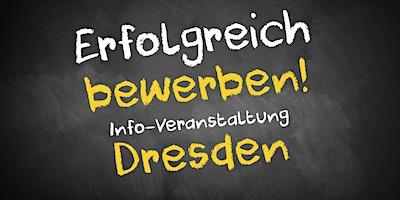 Bewerbungscoaching+Infoveranstaltung+Dresden