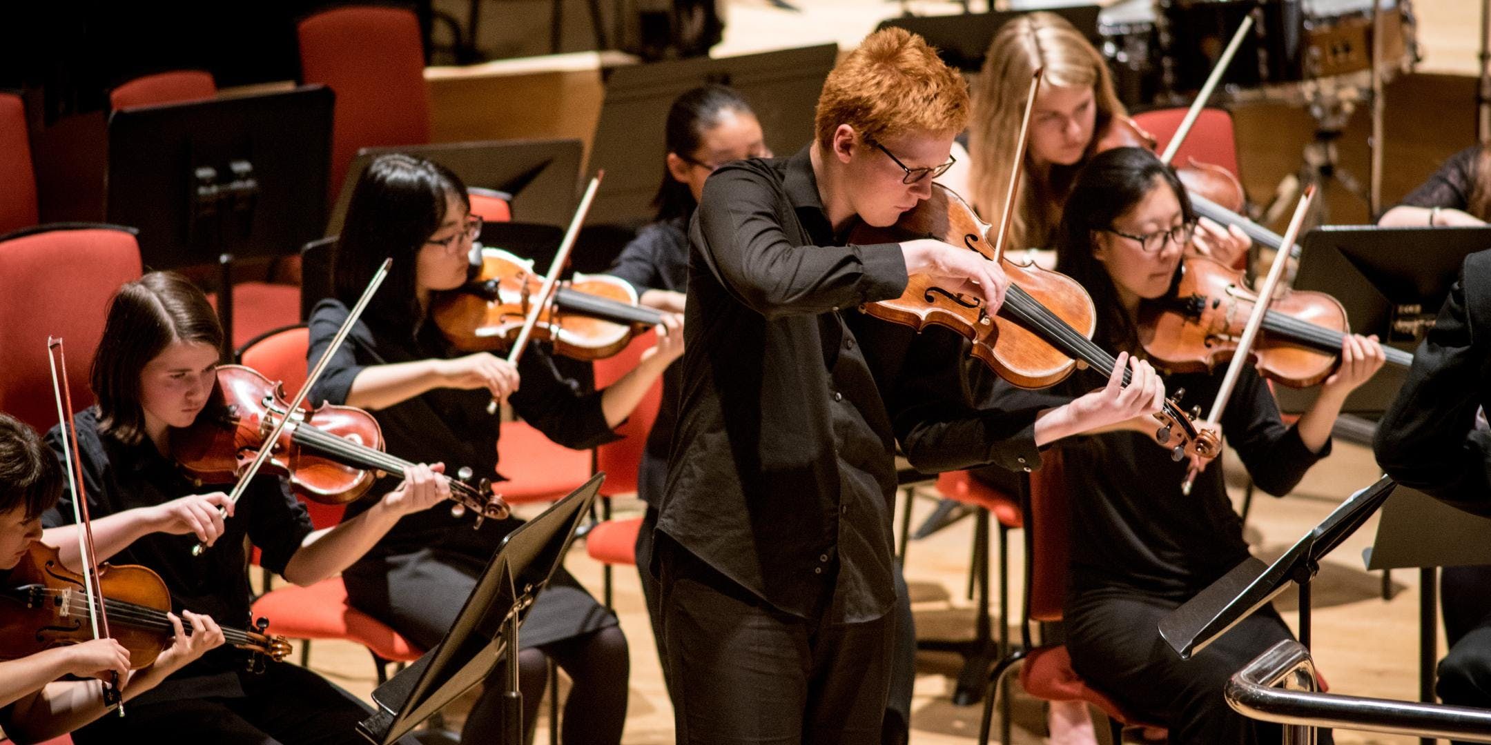 Junior Artists: Young Strings Project Concert