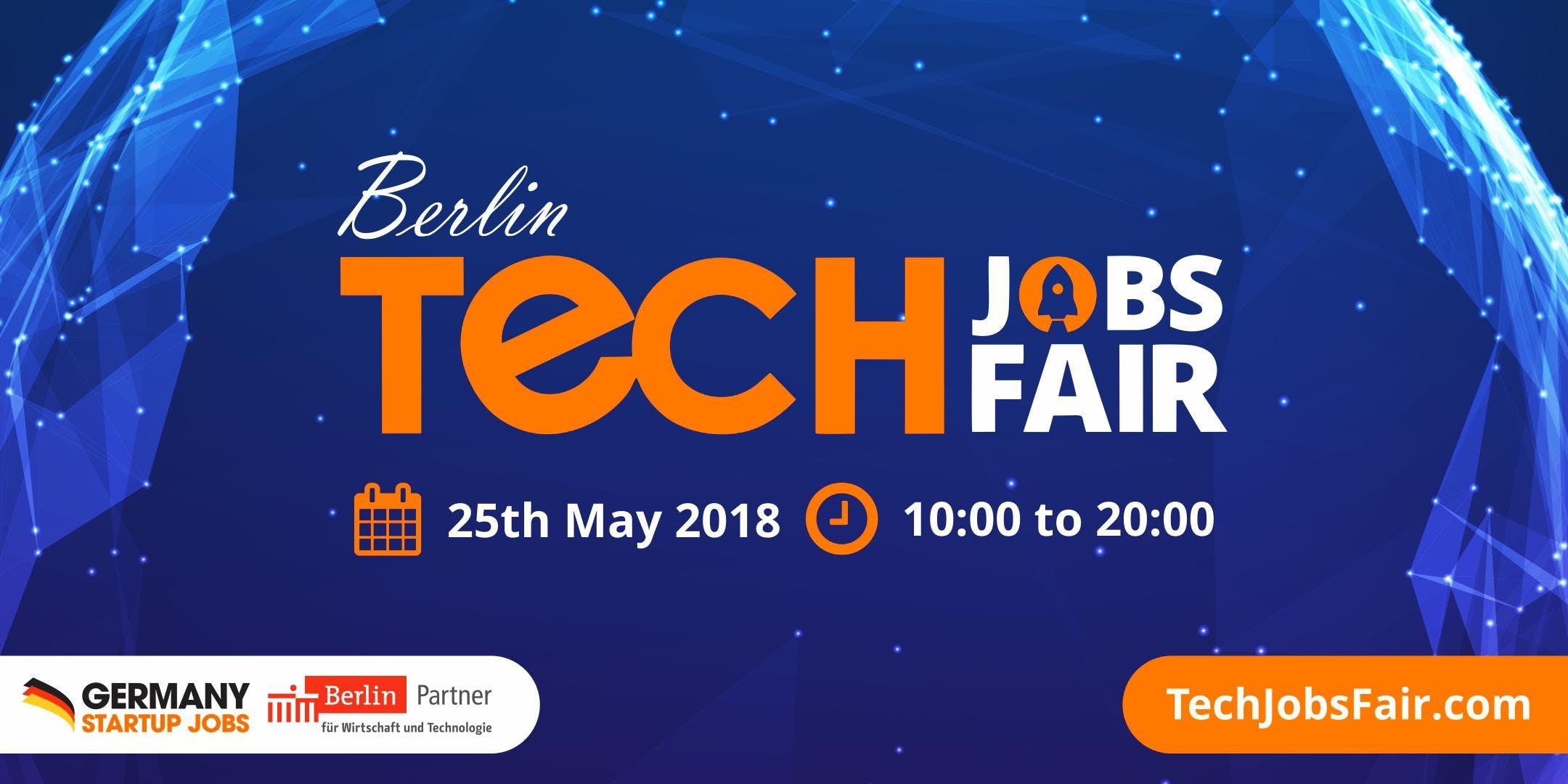 tech jobs fair 2018 berlin