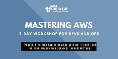 ❗TOP❗ Mastering Amazon Web Services (Prague)