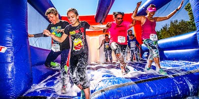 THE 5K FOAM FEST CHARLOTTE, NC April 6, 2019