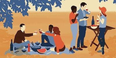 The Joy of Wine! A wine dinner celebrating Jon Bonné's THE NEW WINE RULES