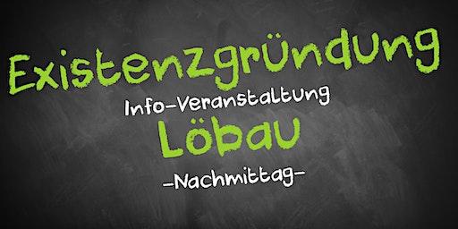 Existenzgründung Informationsveranstaltung Löbau (Nachmittag)