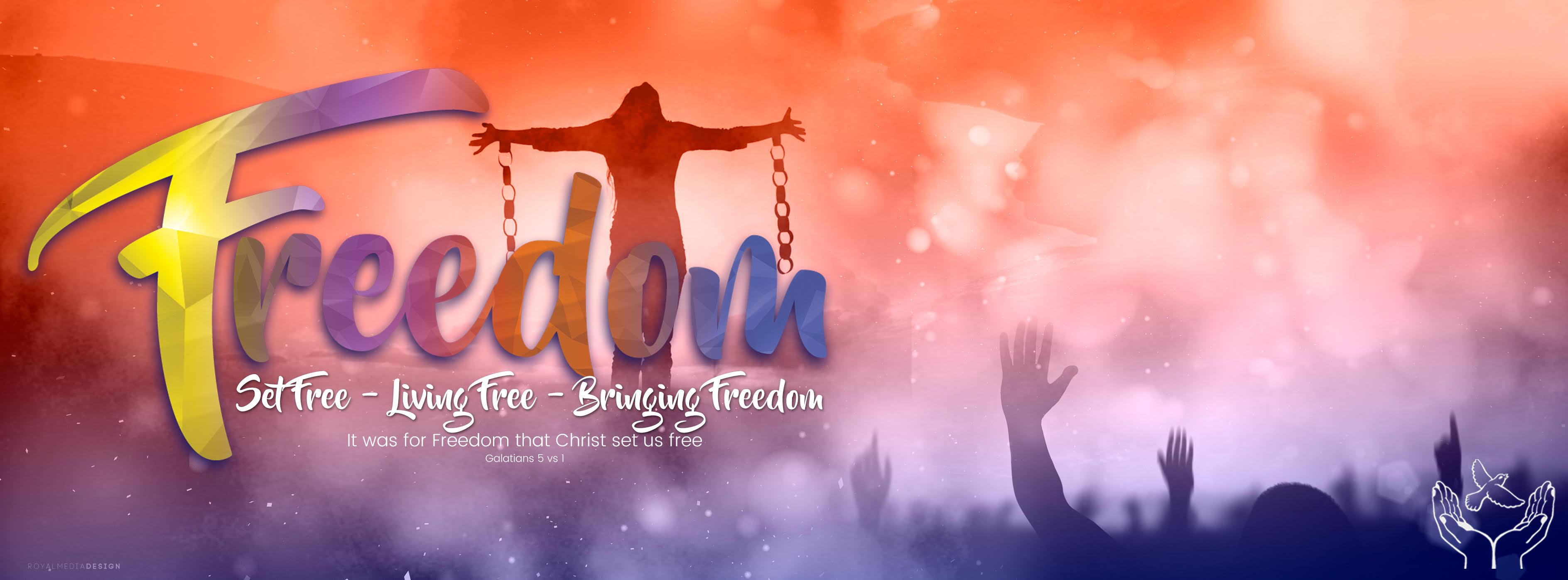 Young Women and Girl's Conference - Freedom18