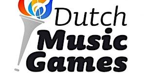 Dutch OPEN Music Games Championship 2018