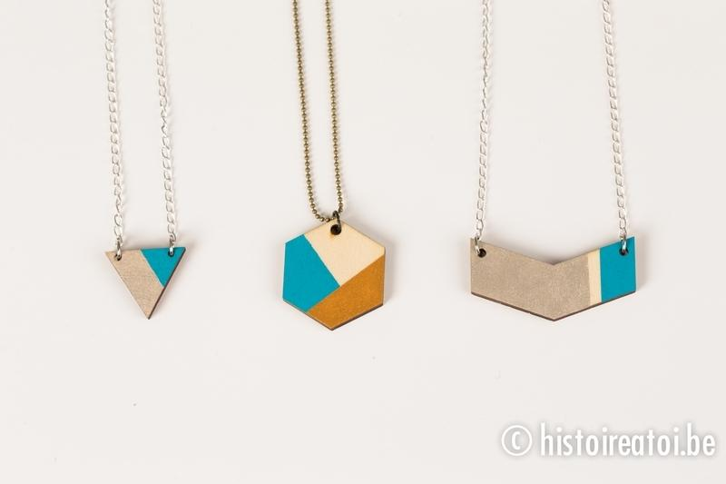 Workshop houten juwelen maken