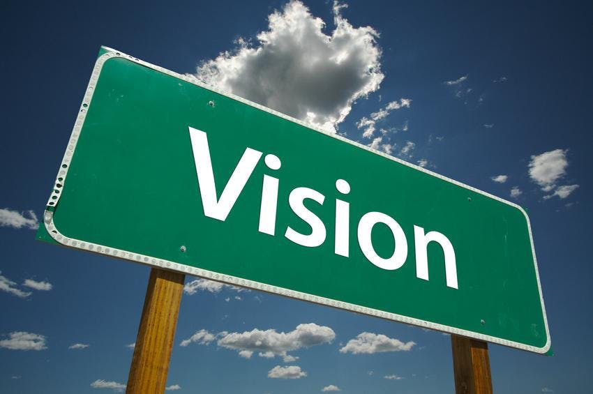 Write the Vision Counselor Training - Designi