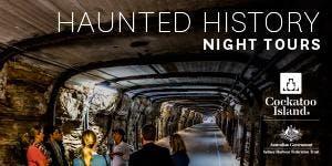 Cockatoo Island Haunted Histories Tour