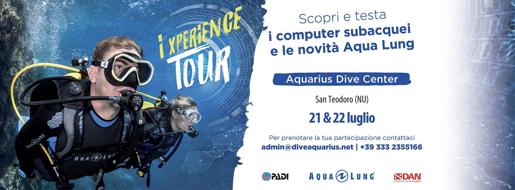 iXperience Tour 2018 Sardegna