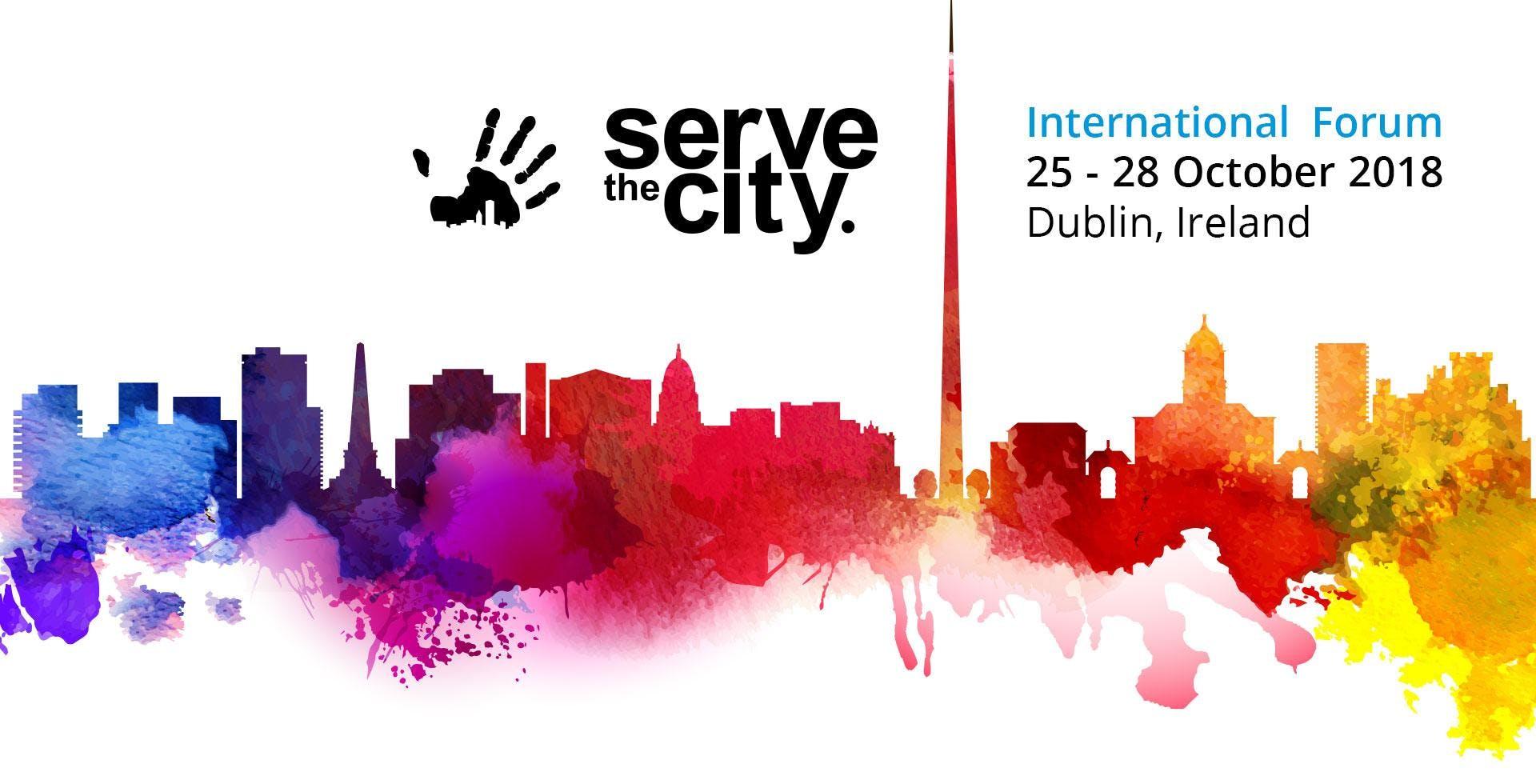 Serve the City International Forum