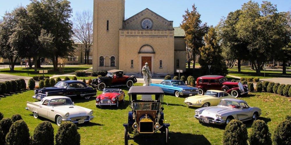 2018 Collector Car Show and Swap Meet at St. Joseph\'s Villa Richmond ...