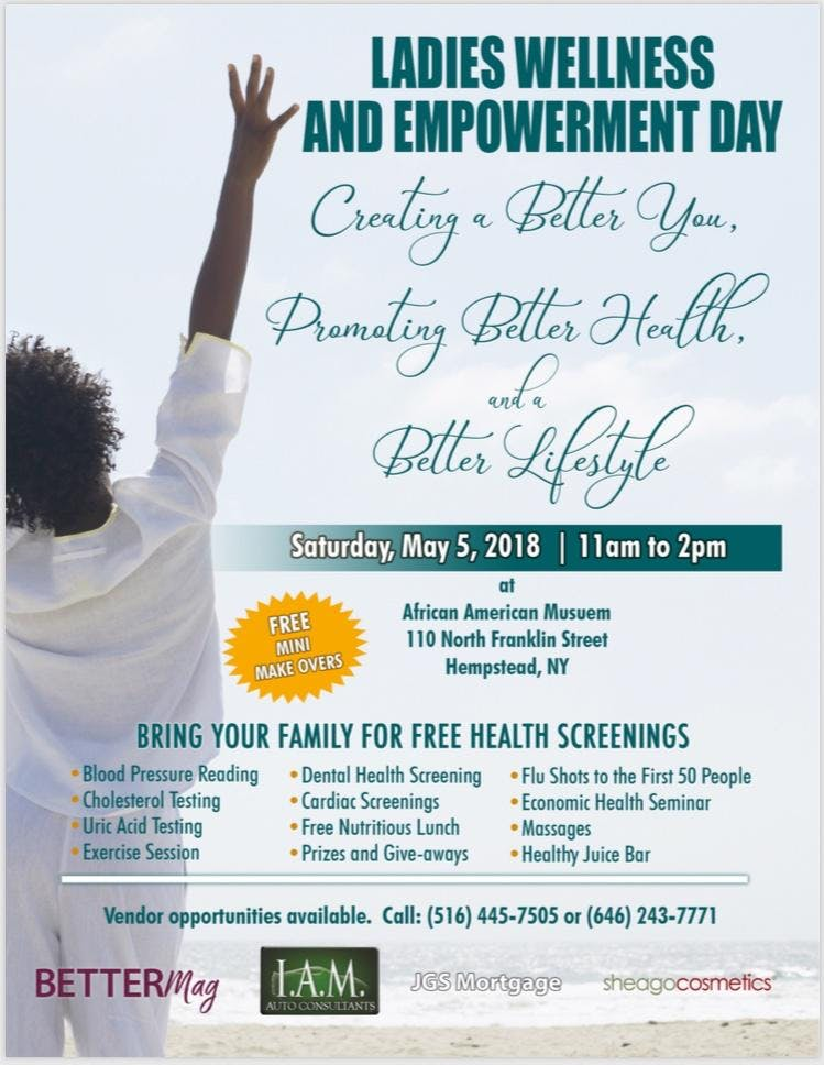 Ladies Wellness and Empowerment Day
