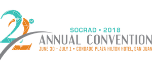 22nd SOCRAD Annual Convention