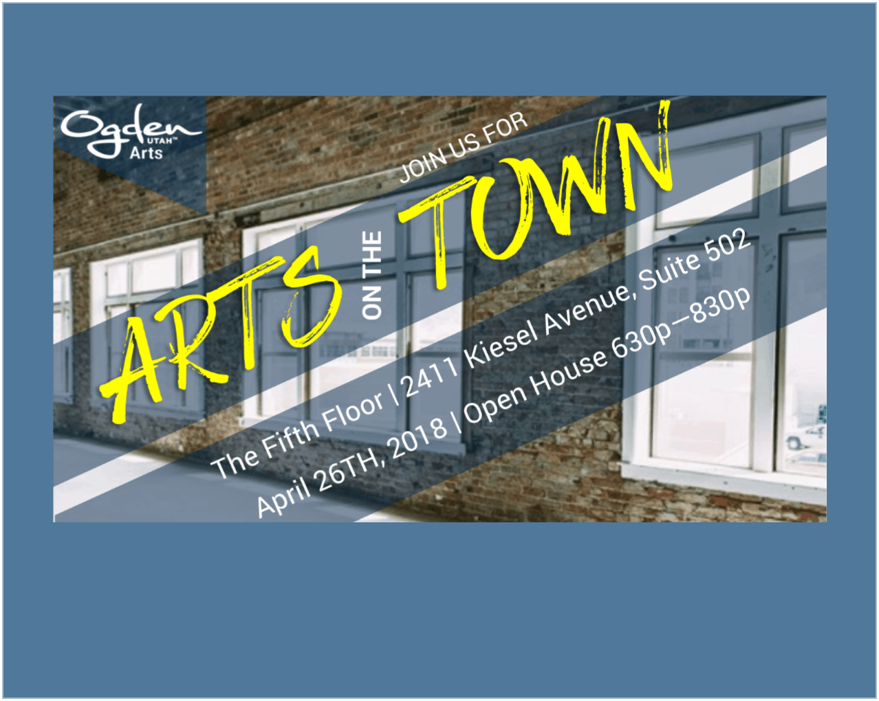 Arts on the Town