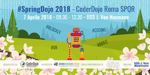 #SpringDojo 2018 - CoderDojo Roma SPQR