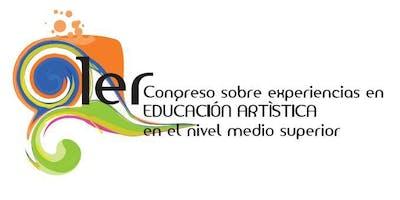 1er Congreso sobre experiencias en Educación Artística