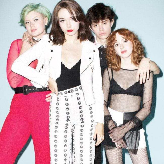 The Regrettes @ The Dirty 30