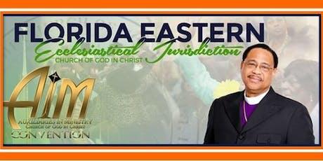 Florida Eastern COGIC Events | Eventbrite