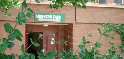 Anderson Park Earth Day Clean-Up