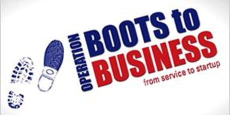 Boots to Business: Veterans' Entrepreneurship Workshop tickets