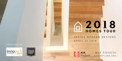 event in Portland: DWP 2018: 2018 AIA Portland Homes Tour