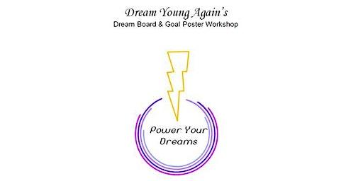 Power Your Dreams-2020 Vision Board Workshop