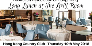 The Long Lunch at The Grill Room