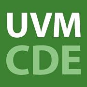 University of Vermont Continuing and Distance Education logo