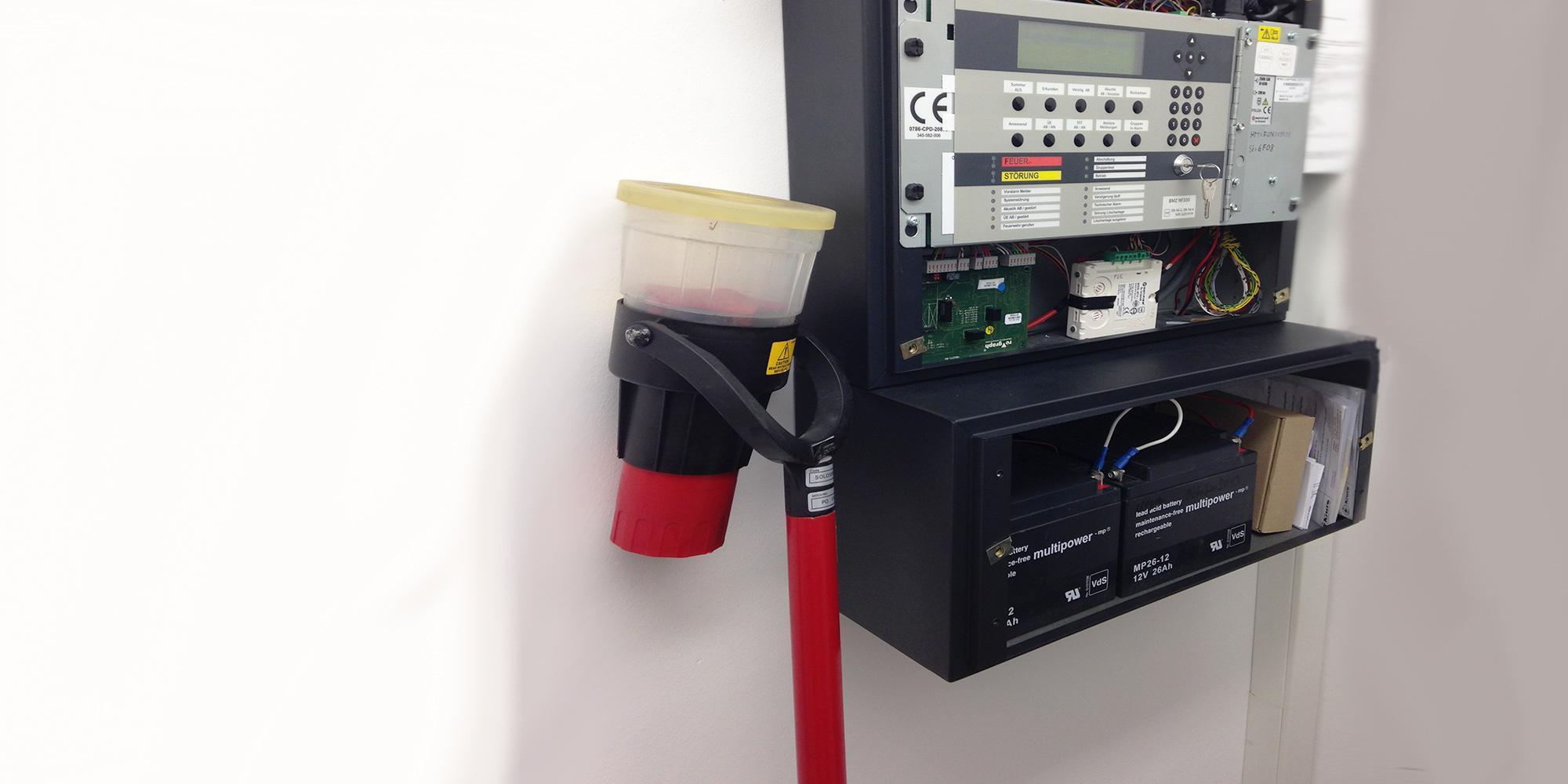 Neues zu Brandmeldeanlagen und Alarmierungsan