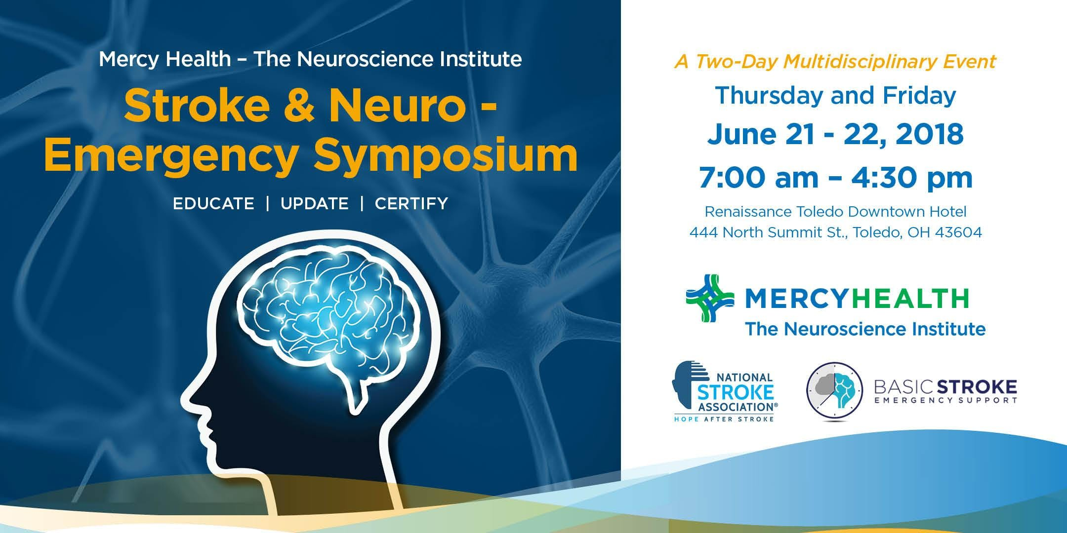 Mercy Health-The Neuroscience Institute 3rd A
