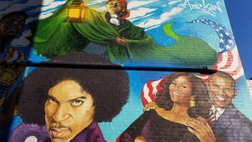 """""""Murals of Our City"""" Tour"""