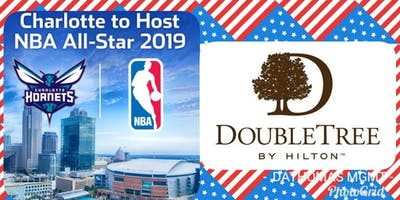 2019 NBA ALL-STAR WEEKEND IN CHARLOTTE!
