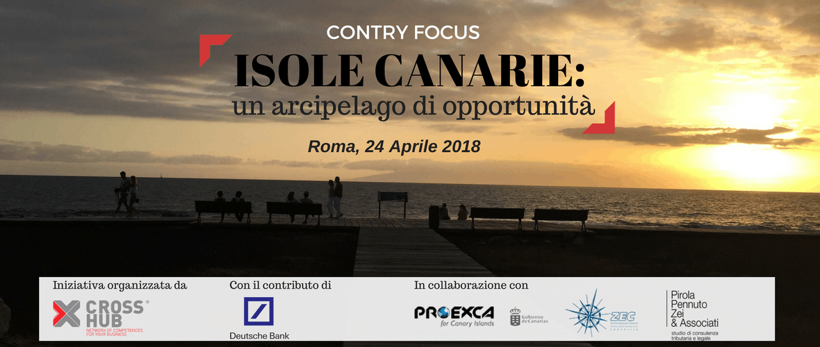 "Country Focus - ""Isole Canarie, un Arcipelago"