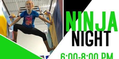 Ninja Night!