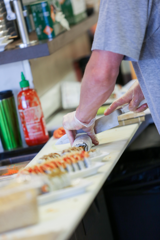 Sushi Making Class: DIY Sushi